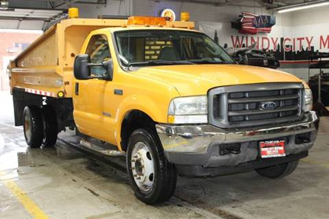 2003 Ford F-550 Super Duty for sale in Chicago, IL