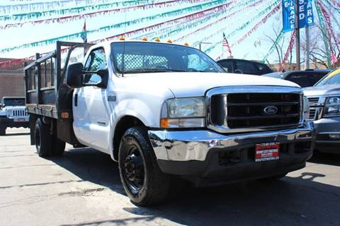 2002 Ford F-350 Super Duty for sale in Chicago, IL