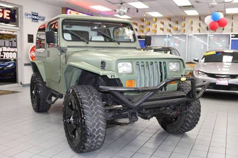 1991 Jeep Wrangler for sale in Chicago, IL
