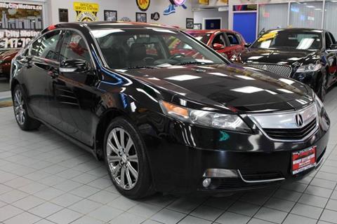 2014 Acura TL for sale in Chicago, IL