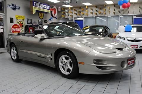2002 Pontiac Firebird for sale in Chicago, IL