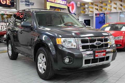 2009 Ford Escape Hybrid for sale at Windy City Motors in Chicago IL