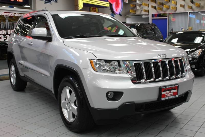 2012 Jeep Grand Cherokee for sale at Windy City Motors in Chicago IL