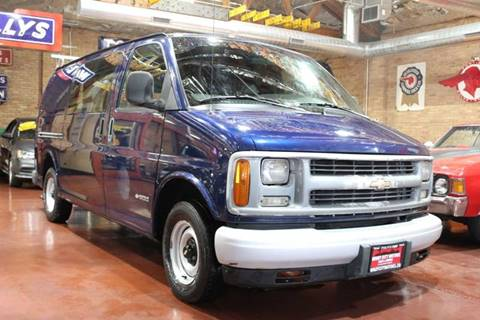 2002 Chevrolet Express Cargo for sale in Chicago, IL