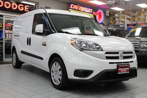 2015 RAM ProMaster City Cargo for sale at Windy City Motors in Chicago IL