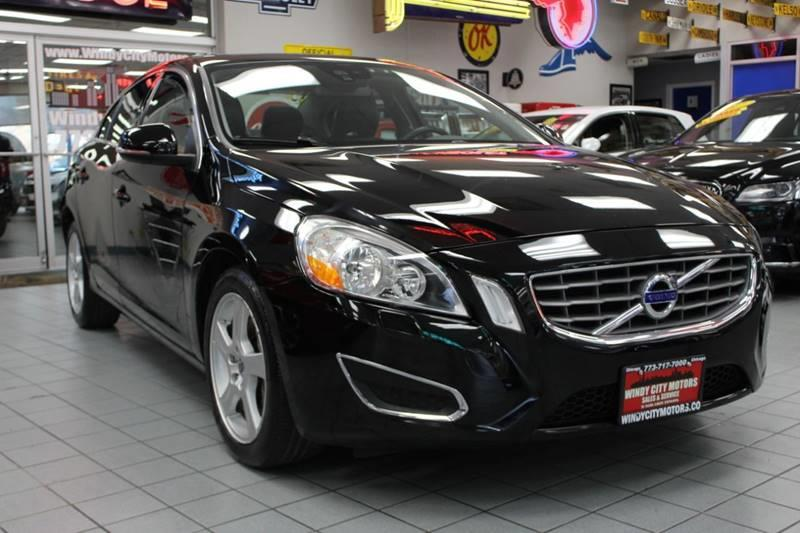 2012 Volvo S60 for sale at Windy City Motors in Chicago IL