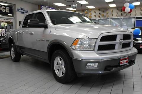 2011 RAM Ram Pickup 1500 for sale at Windy City Motors in Chicago IL