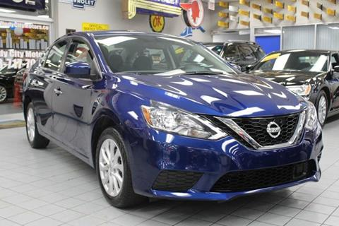 2018 Nissan Sentra for sale at Windy City Motors in Chicago IL