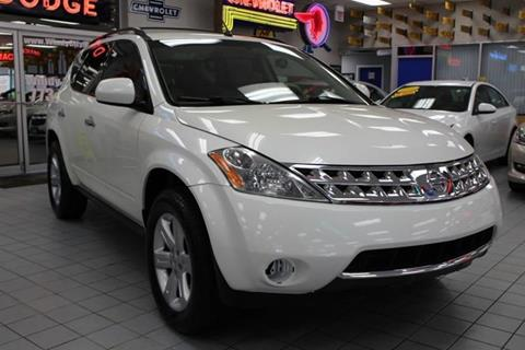 2007 Nissan Murano for sale at Windy City Motors in Chicago IL
