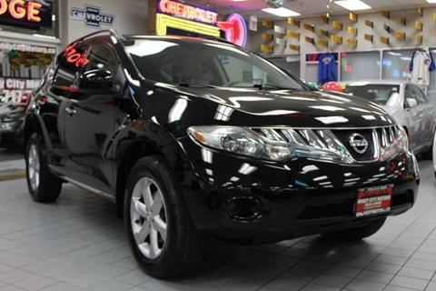 2009 Nissan Murano for sale at Windy City Motors in Chicago IL