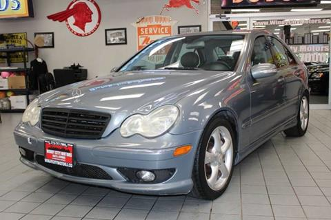 2005 Mercedes-Benz C-Class for sale at Windy City Motors in Chicago IL