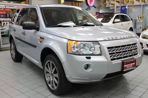 2008 Land Rover LR2 for sale at Windy City Motors in Chicago IL