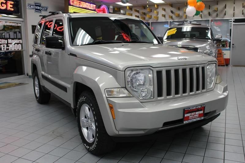 2009 Jeep Liberty for sale at Windy City Motors in Chicago IL