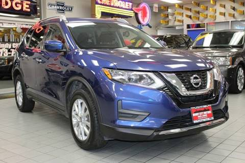 2017 Nissan Rogue for sale in Chicago, IL