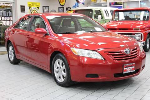 2009 Toyota Camry for sale at Windy City Motors in Chicago IL