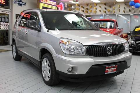 2007 Buick Rendezvous for sale at Windy City Motors in Chicago IL