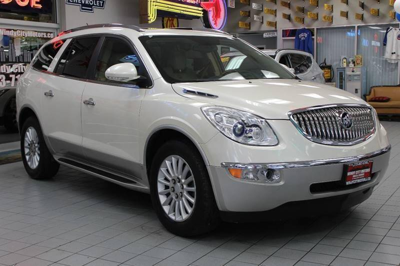 2008 Buick Enclave for sale at Windy City Motors in Chicago IL