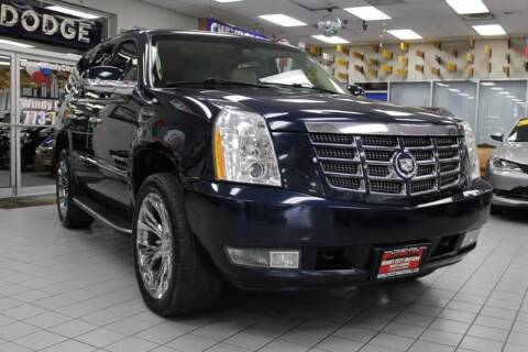 2008 Cadillac Escalade for sale at Windy City Motors in Chicago IL