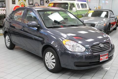 2011 Hyundai Accent for sale at Windy City Motors in Chicago IL
