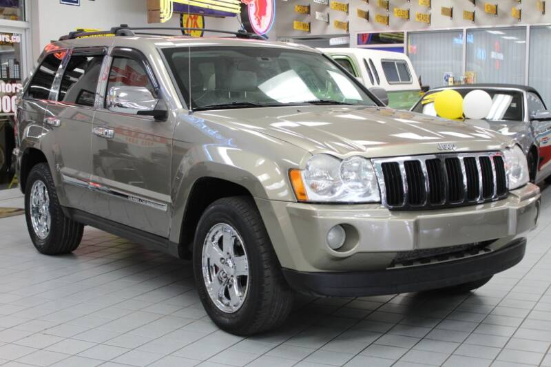 2006 Jeep Grand Cherokee for sale at Windy City Motors in Chicago IL