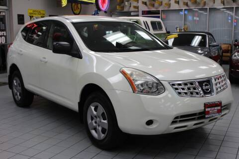 2009 Nissan Rogue for sale at Windy City Motors in Chicago IL
