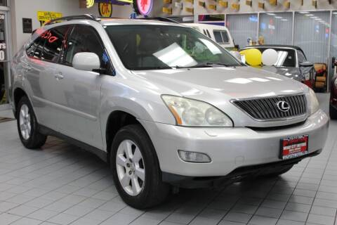 2005 Lexus RX 330 for sale at Windy City Motors in Chicago IL
