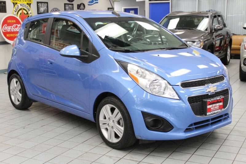 2015 Chevrolet Spark for sale at Windy City Motors in Chicago IL
