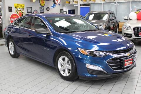 2019 Chevrolet Malibu for sale at Windy City Motors in Chicago IL