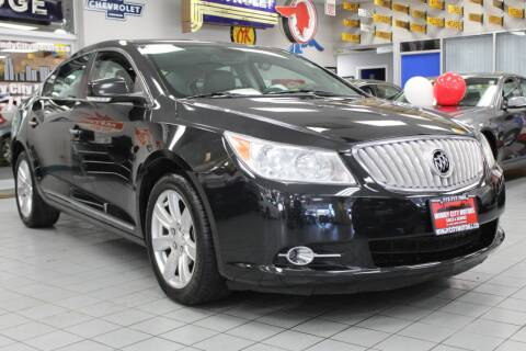 2011 Buick LaCrosse for sale at Windy City Motors in Chicago IL