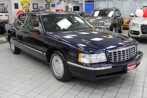 1999 Cadillac DeVille for sale at Windy City Motors in Chicago IL