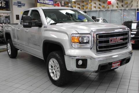 2014 GMC Sierra 1500 for sale at Windy City Motors in Chicago IL