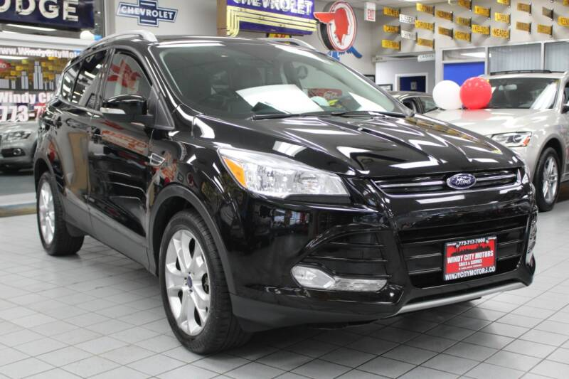 2016 Ford Escape for sale at Windy City Motors in Chicago IL