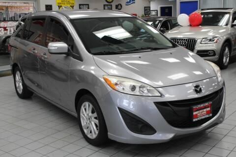 2014 Mazda MAZDA5 for sale at Windy City Motors in Chicago IL