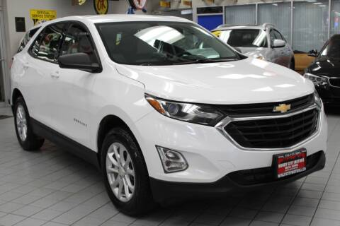 2018 Chevrolet Equinox for sale at Windy City Motors in Chicago IL