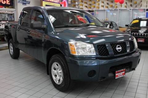 2004 Nissan Titan for sale at Windy City Motors in Chicago IL