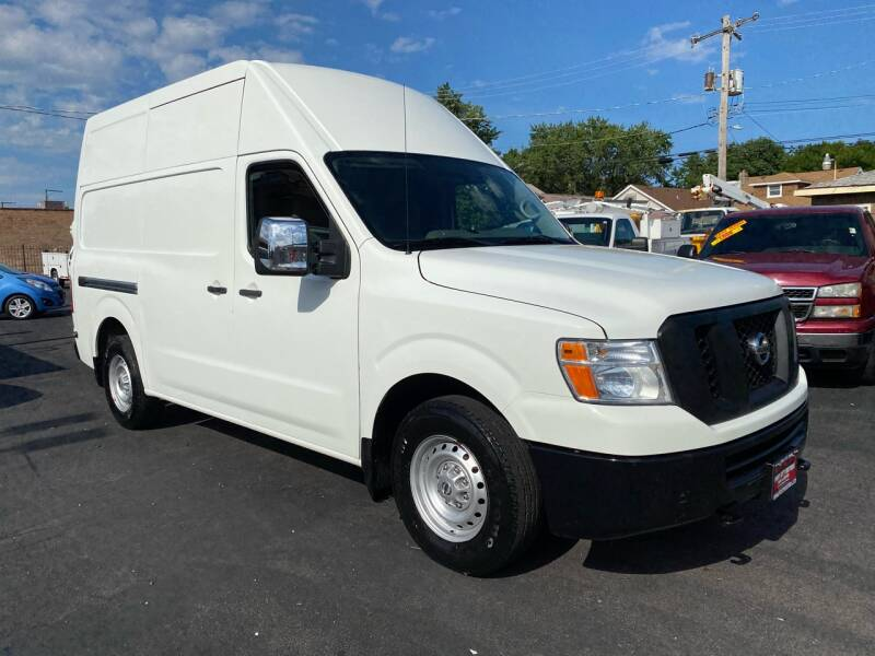 2016 Nissan NV Cargo for sale at Windy City Motors in Chicago IL