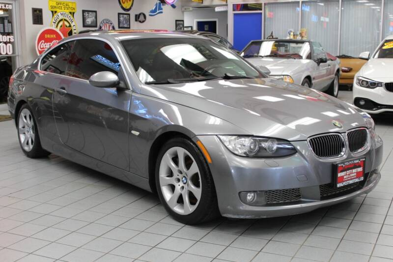 2007 BMW 3 Series for sale at Windy City Motors in Chicago IL