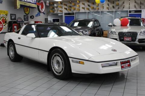 1987 Chevrolet Corvette for sale at Windy City Motors in Chicago IL