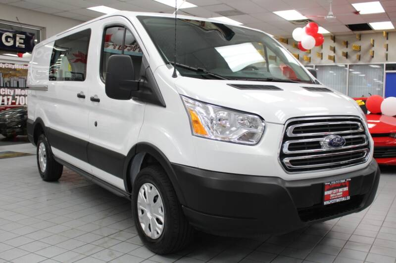2019 Ford Transit Cargo for sale at Windy City Motors in Chicago IL