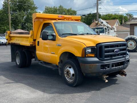 2006 Ford F-350 Super Duty for sale at Windy City Motors in Chicago IL