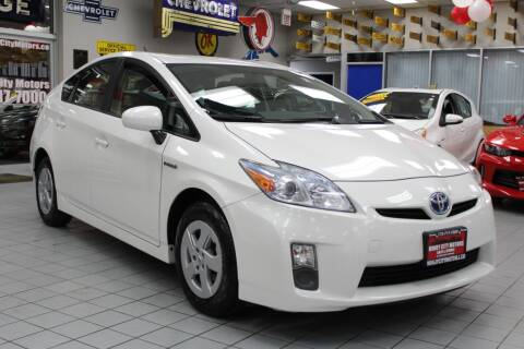 2010 Toyota Prius for sale at Windy City Motors in Chicago IL