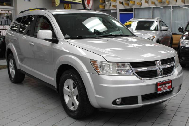 2010 Dodge Journey for sale at Windy City Motors in Chicago IL