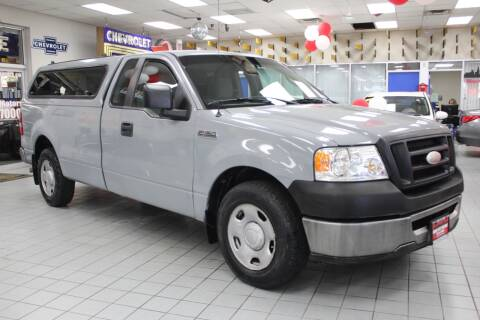 2008 Ford F-150 for sale at Windy City Motors in Chicago IL