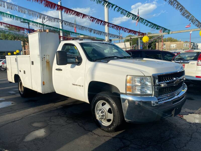 2008 Chevrolet Silverado 3500HD for sale at Windy City Motors in Chicago IL