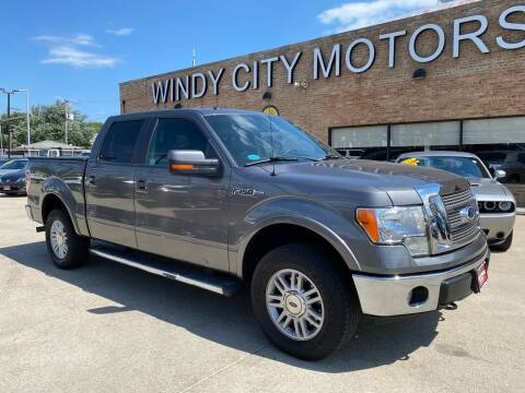 2011 Ford F-150 for sale at Windy City Motors in Chicago IL