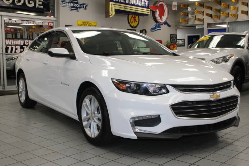 2018 Chevrolet Malibu for sale at Windy City Motors in Chicago IL