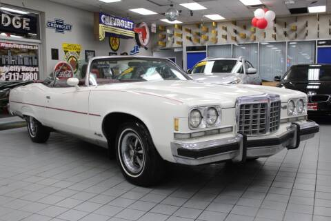 1974 Pontiac Grand Ville for sale at Windy City Motors in Chicago IL