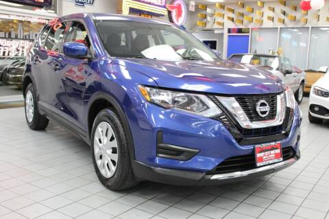 2017 Nissan Rogue for sale at Windy City Motors in Chicago IL