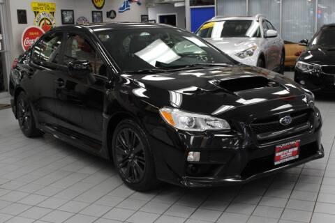 2016 Subaru WRX for sale at Windy City Motors in Chicago IL