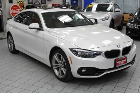 2018 BMW 4 Series for sale at Windy City Motors in Chicago IL